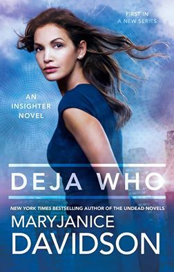 ARC Review: 'Deja Who' by Mary Janice Davidson