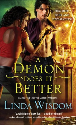 ARC Review: 'A Demon Does It Better' by Linda Wisdom