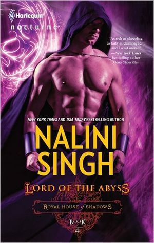 ARC Review: 'Lord of the Abyss' by Nalini Singh