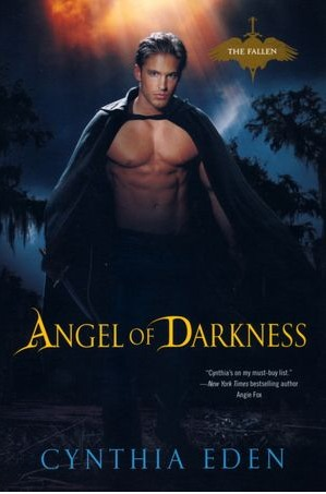Review: 'Angel of Darkness' by Cynthia Eden