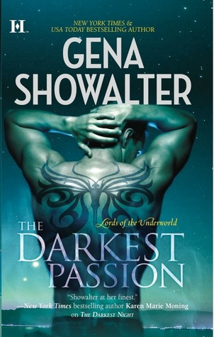 Review – 'The Darkest Passion' by Gena Showalter