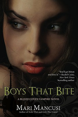 Review: 'Boys That Bite' by Mari Mancusi