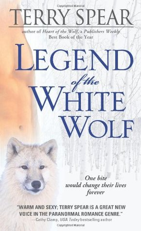 Review: 'Legend of the White Wolf' by Terry Spear