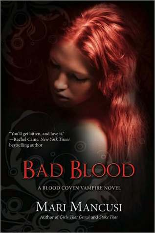 Review: 'Bad Blood' by Mari Mancusi