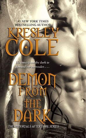 Review – 'Demon from the Dark' by Kresley Cole
