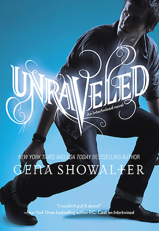 Review – 'Unraveled' by Gena Showalter