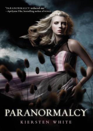 Review – 'Paranormalcy' by Kiersten White