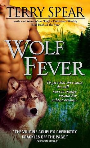 Review – 'Wolf Fever' by Terry Spear