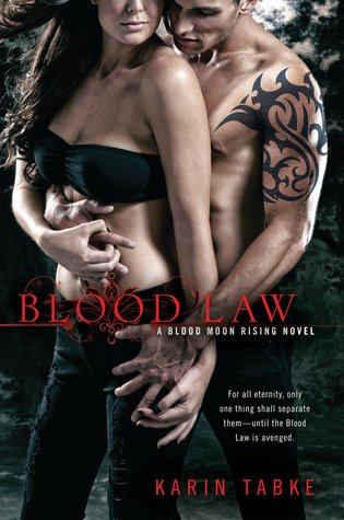 Review – 'Blood Law' by Karin Tabke