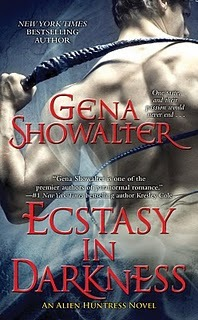 Review: 'Ecstasy in Darkness' by Gena Showalter
