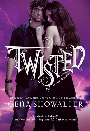 Review – 'Twisted' by Gena Showalter