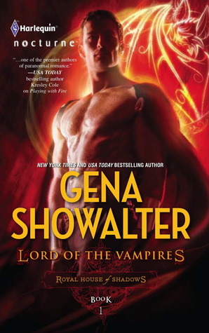 Review – 'Lord of the Vampires' by Gena Showalter