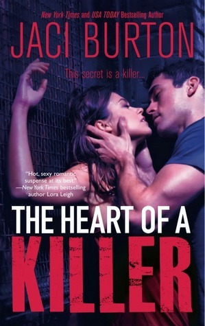 Review – 'The Heart of a Killer' by Jaci Burton