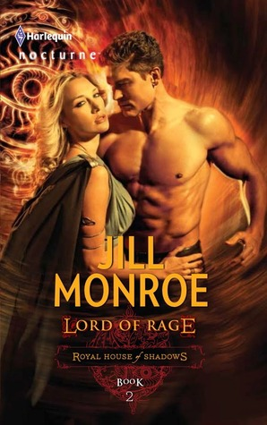 Review – 'Lord of Rage' by Jill Monroe