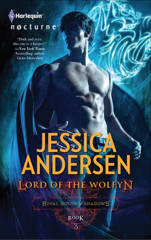 Review: 'Lord of the Wolfyn' by Jessica Anderson