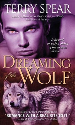 Review – 'Dreaming of the Wolf' by Terry Spear