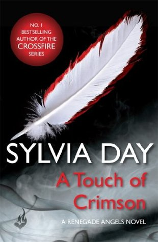 Review – 'A Touch of Crimson' by Slyvia Day