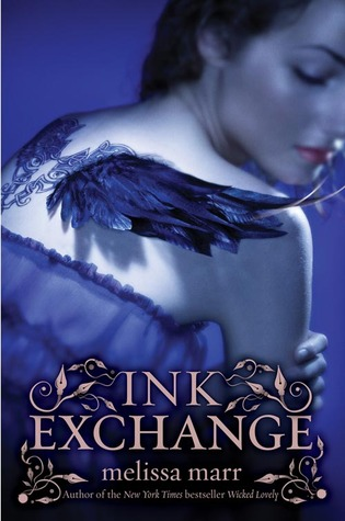 Review – 'Ink Exchange' by Melissa Marr