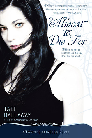 Review: 'Almost to Die For' by Tate Hallaway