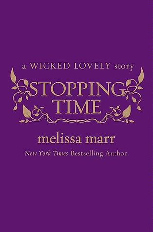 Review: 'Stopping Time' by Melissa Marr