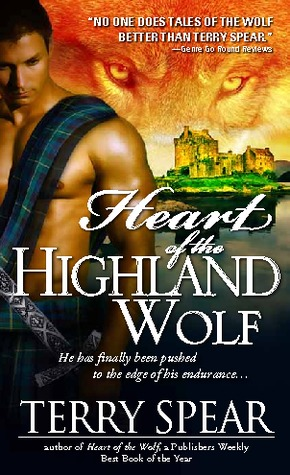 Review – Heart of the Highland Wolf by Terry Spear