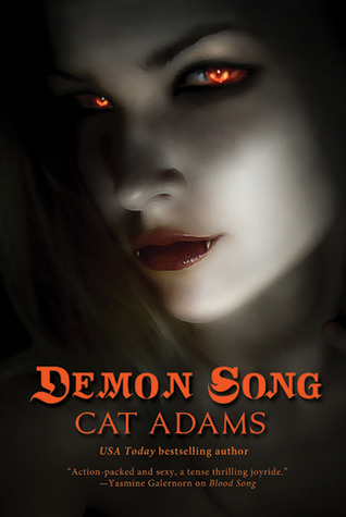 Review – 'Demon Song' by Cat Adams
