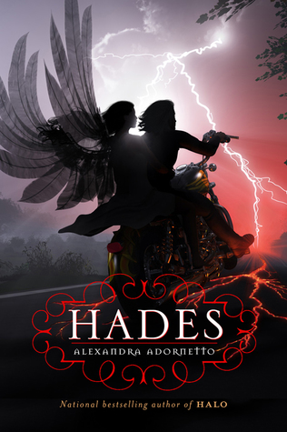 Review – 'Hades' by Alexandra Adornetto