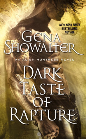 Review: 'Dark Taste of Rapture' by Gena Showalter