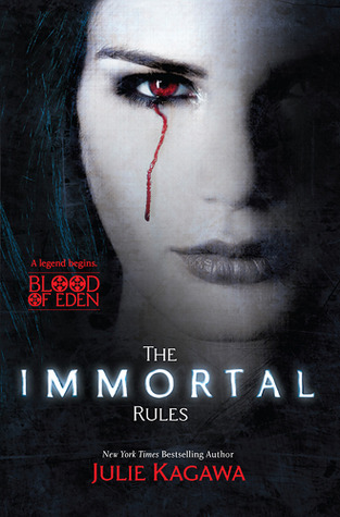 Review: 'The Immortal Rules' by Julie Kagawa
