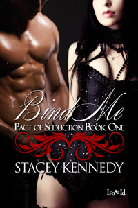 (18 & Over Only) Review: 'Bind Me' by Stacey Kennedy