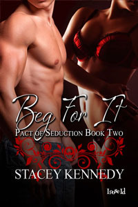 (18 & Over) Review: 'Beg For It' by Stacey Kennedy