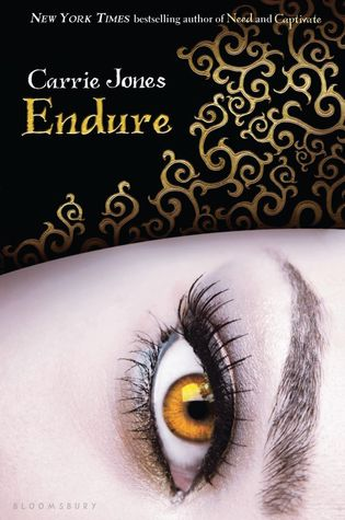 Review: 'Endure' by Carrie Jones