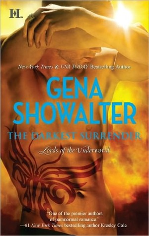 Review: 'The Darkest Surrender' by Gena Showalter