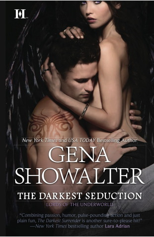 Review: 'The Darkest Seduction' by Gena Showalter