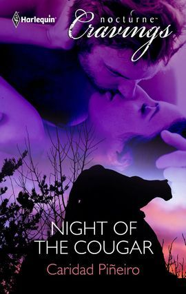 Review: 'Night of the Cougar' by Caridad Pineiro