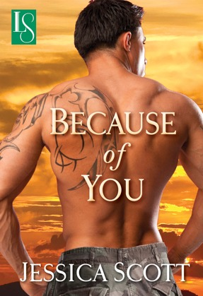 Review: 'Because of You' by Jessica Scott