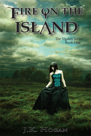 Review: 'Fire on the Island' by J.K. Hogan