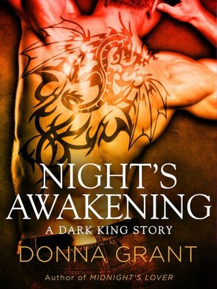 Review: 'Night's Awakening' by Donna Grant
