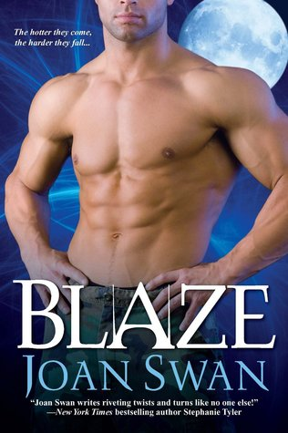 ARC Review: 'Blaze' by Joan Swan