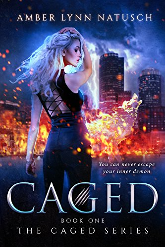 Review: 'Caged' by Amber Lynn Natusch