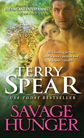 ARC Review: 'Savage Hunger' by Terry Spear