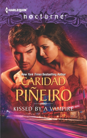 ARC Review: 'Kissed by a Vampire' by Caridad Pineiro