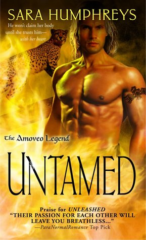 ARC Review: 'Untamed' by Sara Humphreys