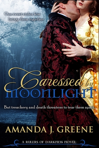 Review: 'Caressed by Moonlight' by Amanda J. Greene