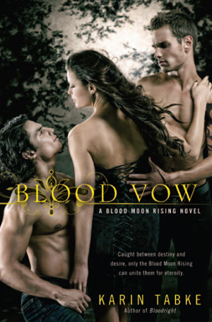 Review: 'Blood Vow' by Karin Tabke