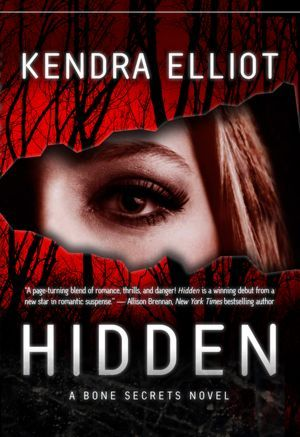 Review: 'Hidden' by Kendra Elliot