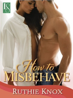 ARC Review: 'How to Misbehave' by Ruthie Knox