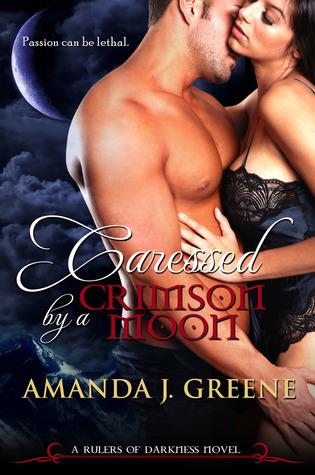 Review: 'Caressed by a Crimson Moon' by Amanda J. Greene