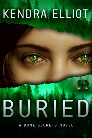ARC Review: 'Buried' by Kendra Elliot