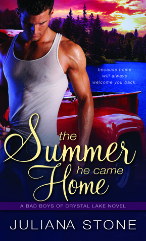 ARC Review: 'The Summer He Came Home' by Juliana Stone